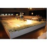 aluguel de objetos de decoração para casamentos