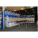 equipamentos para eventos em Belo Horizonte
