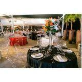 onde encontrar decoração de mesas para eventos corporativos no Brasília